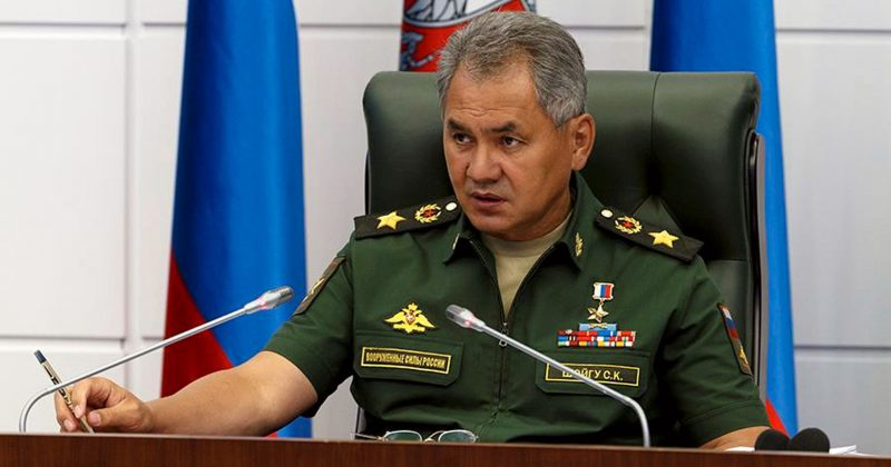 შოიგუ: რუსეთი დასავლეთის საზღვრებთან ახალ სამხედრო შენაერთებს შექმნის
