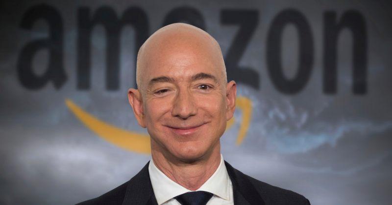 ჯეფ ბეზოსმა 2.5 მილიარდი დოლარის ღირებულების AMAZON-ის აქციები გაყიდა