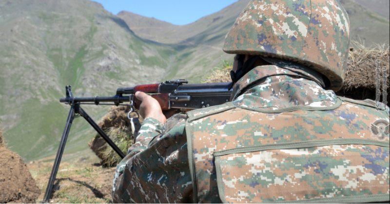 რუსეთის მიერ შეთანხმების აღდგენის მიუხედავად, სომხეთ-აზერბაიჯანის საზღვარზე კვლავ სროლაა