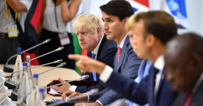 G7: დიდი შვიდეული საერთაშორისო კომპანიებისთვის გადასახადის დაწესებას მხარს უჭერს
