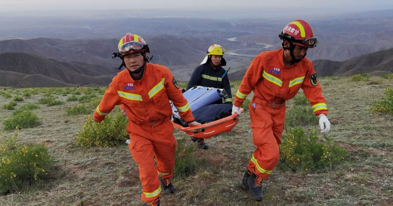 ჩინეთში ძლიერი ყინვის გამო მარათონში მონაწილე 21 მორბენალი გარდაიცვალა