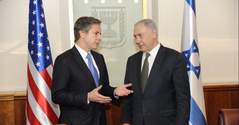 ბლინკენი: ისრაელს თავდაცვის უფლება აქვს