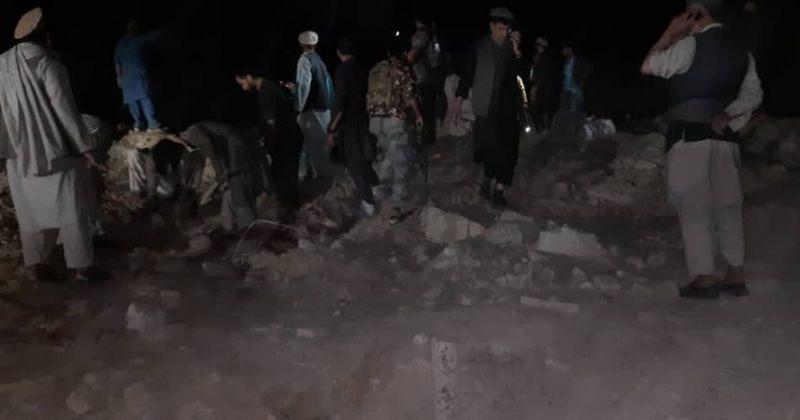 ავღანეთში აფეთქებას 27 ადამიანი ემსხვერპლა