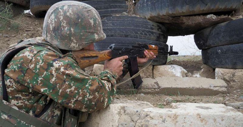 სომხეთ-აზერბაიჯანის საზღვარზე აზერბაიჯანელებმა 6 სომეხი სამხედრო დააკავეს