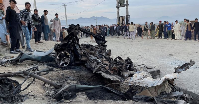 ავღანეთში სკოლასთან მომხდარ აფეთქებას 68 ადამიანის სიცოცხლე ემსხვერპლა