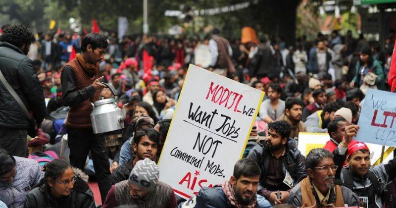 შეზღუდვების შედეგად, აპრილში ინდოეთში 7.5 მლნ ადამიანმა სამსახური დაკარგა