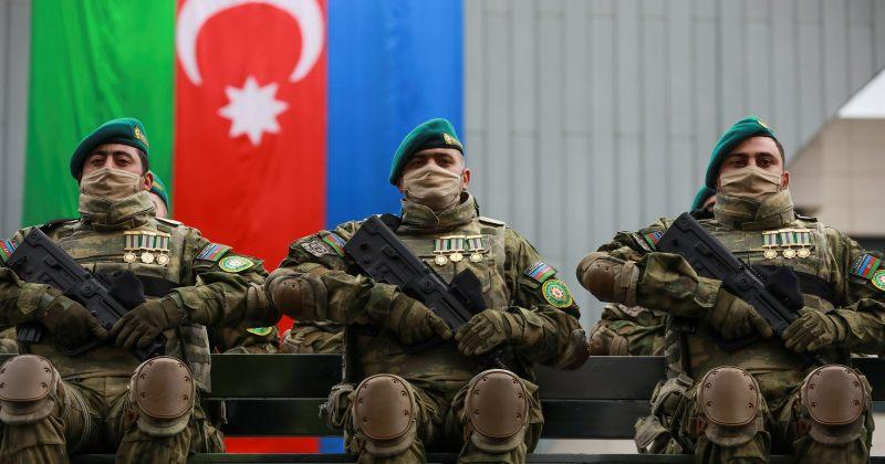 სომხეთში, სიუნიქის ტერიტორიაზე, 250 აზერბაიჯანელი სამხედრო 3.5 კმ სიღრმეზეა შესული
