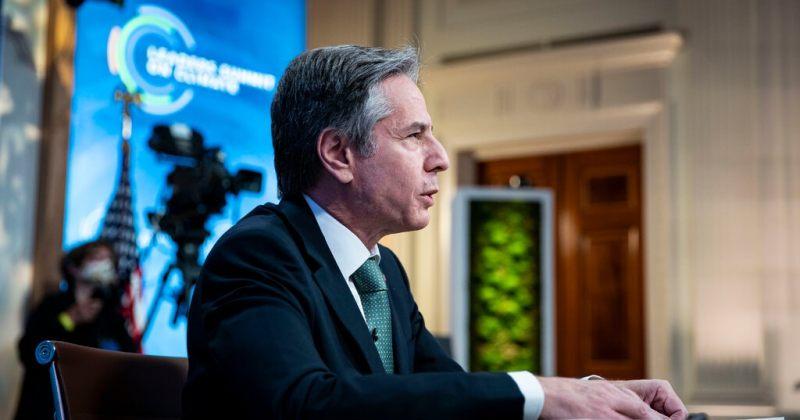 ბლინკენი: მოსკოვი წნეხის ქვეშ უნდა მოვაქციოთ, რათა შეასრულოს საერთაშორისო ვალდებულებები