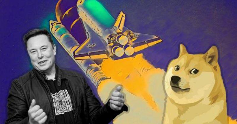 ილონ მასკი SPACEX-ის რაკეტით DOGECOIN-ის კოსმოსში გაგზავნას გეგმავს