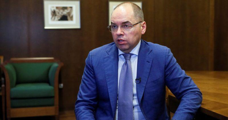 უკრაინის ჯანდაცვის მინისტრი ვაქცინების ნაკლებობის გამო გადააყენეს – Reuters