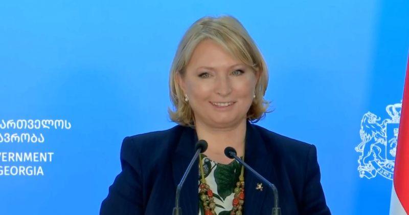 თურნავა EU-ს ფინანსურ დახმარებაზე: გვაქვს შიდა რესურსი, სესხის გაზრდა საჭირო არაა