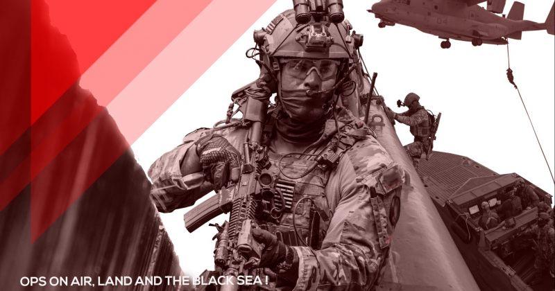 საქართველო აშშ-სა და ბალკანეთის პარტნიორთა სამხედრო წვრთნებს მასპინძლობს