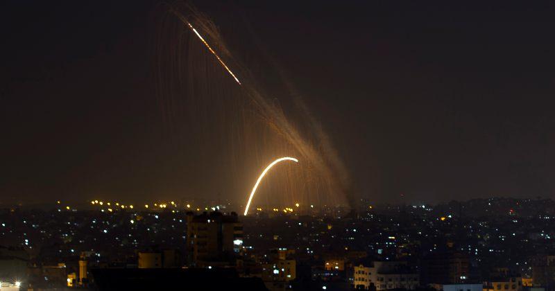 იერუსალიმის დაძაბულობის ფონზე, ბოლო 2 დღეში ღაზის სექტორიდან ისრაელისკენ 5 რაკეტა ისროლეს