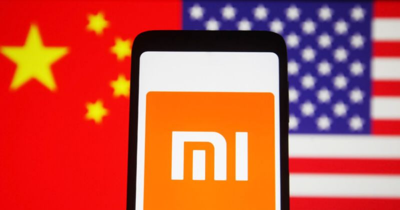 აშშ ჩინურ კომპანია XIAOMI-ს ე.წ. შავი სიიდან ამოიღებს