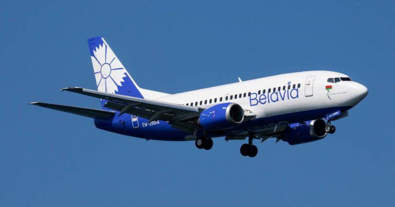 ევროკავშირი ბელარუსის ავიაკომპანიებისთვის საკუთარ ავიასივრცეში ფრენის აკრძალვას აპირებს