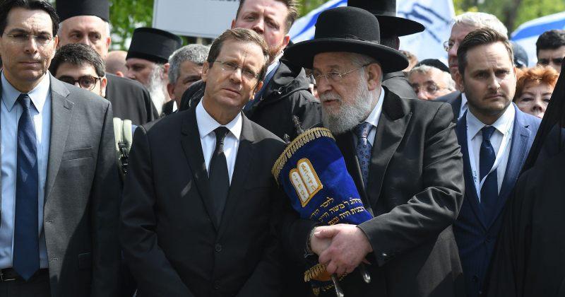 ისააკ ჰერცოგი ისრაელის მე-11 პრეზიდენტი გახდა