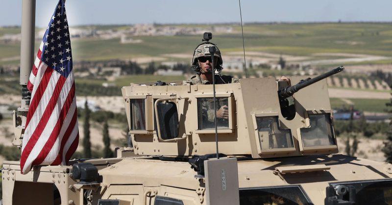 სირია-ერაყში იერიშის შემდეგ, სირიაში მყოფ აშშ-ს ძალებს დაჯგუფებებმა ცეცხლი გაუხსნეს