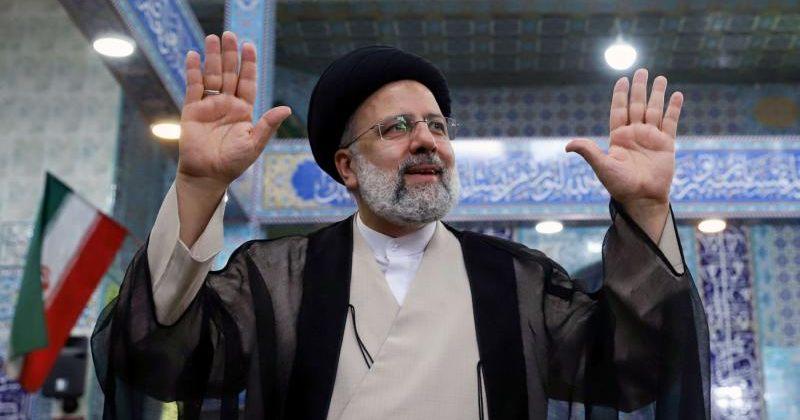 ირანის საპრეზიდენტო არჩევნებში მოსამართლე და სასულიერო პირი, ებრაჰიმ რაისი იმარჯვებს