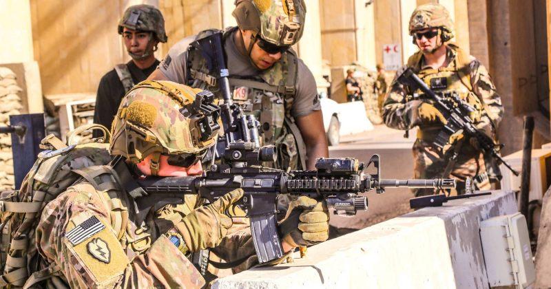 აშშ-ს სენატში ერაყში სამხედრო ძალის გამოყენების 2002 წლის ავტორიზაციის გაუქმება განიხილება