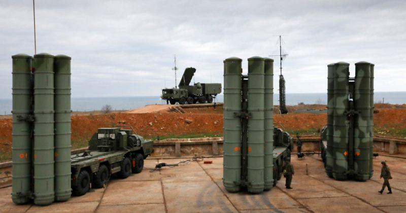 თურქეთი S-400-ის სარაკეტო სისტემის გამართვაზე მომუშავე რუს ექსპერტებს უკან, რუსეთში გაგზავნის