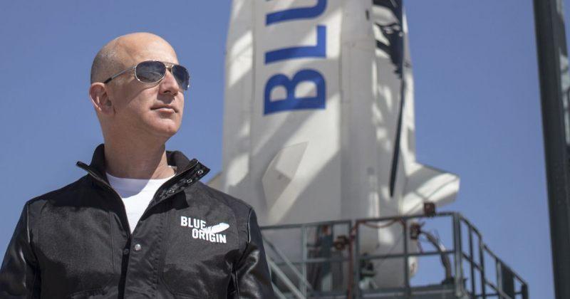 მსოფლიოს უმდიდრესი ადამიანი, ჯეფ ბეზოსი საკუთარი ხომალდით კოსმოსში გაემგზავრება