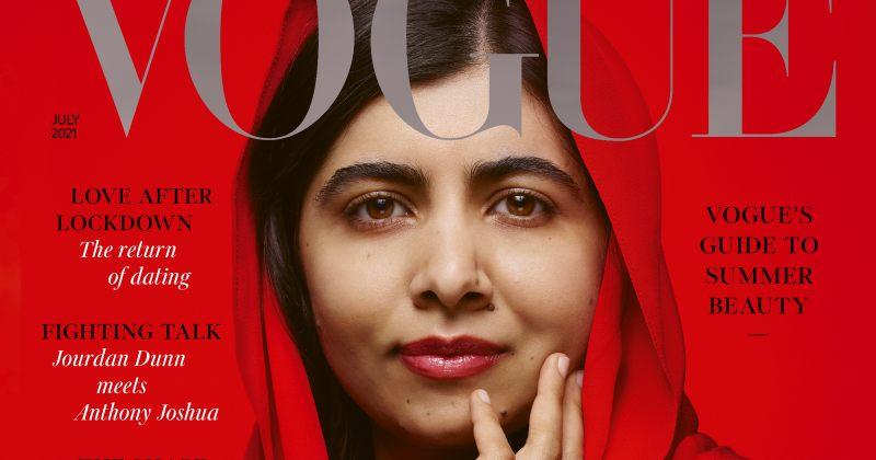 """""""ვიცი, რა ძალას ატარებენ გოგოები გულებში"""" – მალალა იუსუფზაი ვოგის გარეკანზე მოხვდა"""