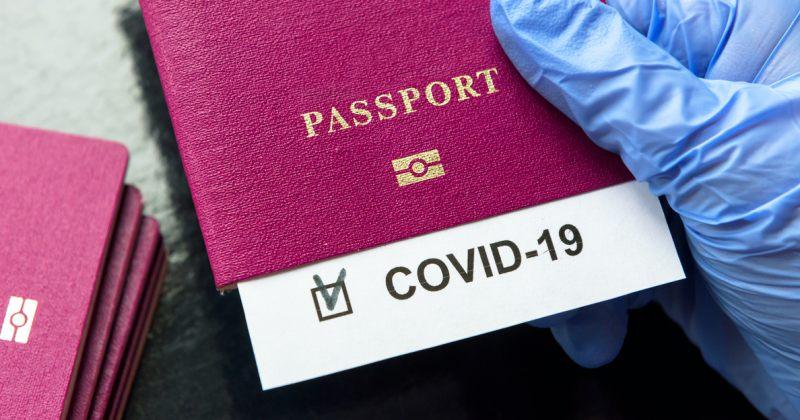 ევროპარლამენტარებმა COVID-პასპორტებზე კანონპროექტს მხარი დაუჭირეს