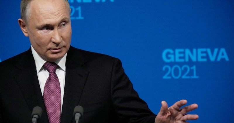 პუტინი: არ გვინდა, რუსეთში ის ხდებოდეს, რაც აშშ ხდება