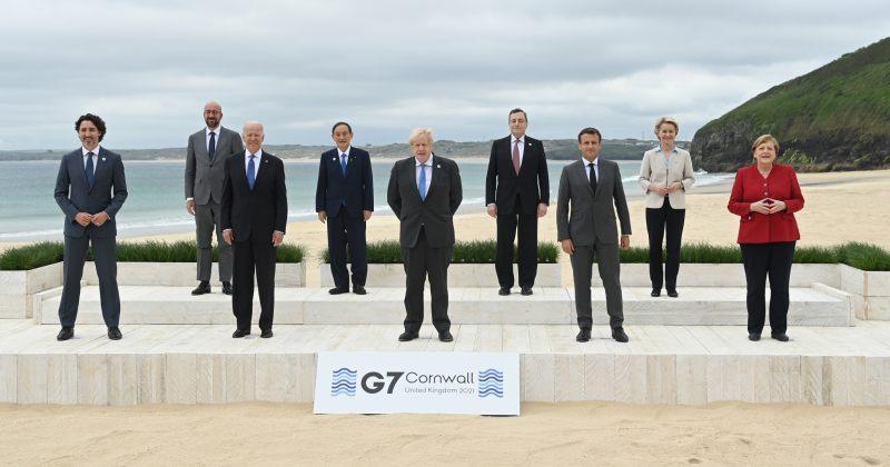 G7-მა ჩინეთის გავლენის შესამცირებლად ინფრასტრუქტურის საინვესტიციო გეგმა შეიმუშავა