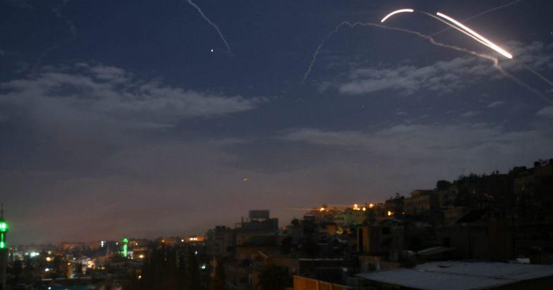 სირია: ისრაელის საჰაერო ძალები თავს დაგვესხნენ