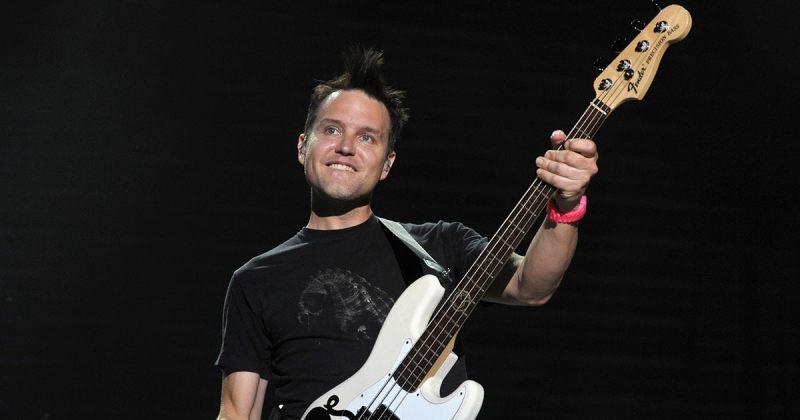 BLINK-182-ს წევრი მარკ ჰოპუსი სიმსივნეს ებრძვის