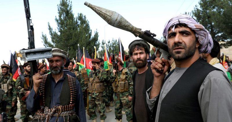 Reuters: აშშ-ს გასვლის პარალელურად, ავღანეთის მოსახლეობა თალიბანთან ბრძოლისთვის იარაღდება
