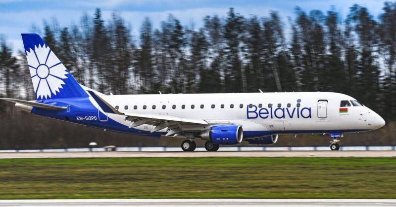 ბელარუსის ავიაკომპანია Belavia ქუთაისის მიმართულებით ფრენებს იწყებს