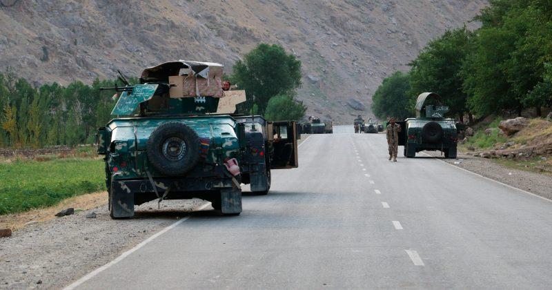 RFERL: თალიბანმა ავღანეთის ჩრდილოეთი საზღვარი ნაწილობრივ ტაჯიკურ დაჯგუფებას ჩააბარა