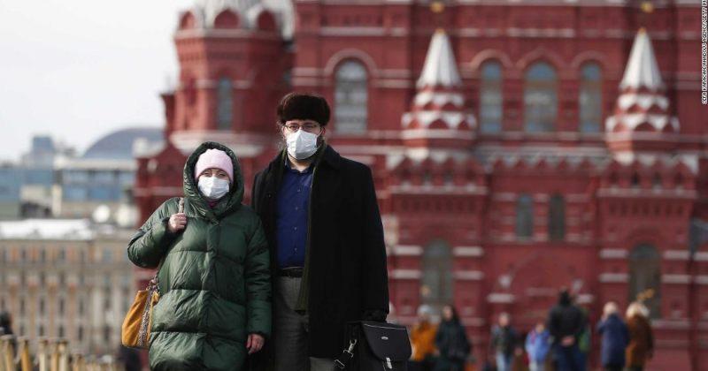 რუსეთში, მესამე დღეა, კორონავირუსისგანრეკორდული რაოდენობის ადამიანი იღუპება