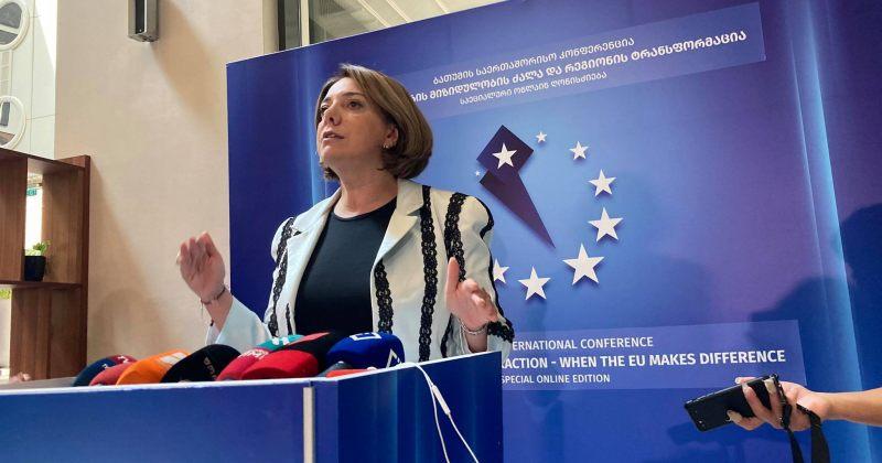სამადაშვილი: თუ ოცნება შეთანხმებას არ დაიცავს, EU-ს დახმარების პაკეტი, შესაძლოა, შეჩერდეს