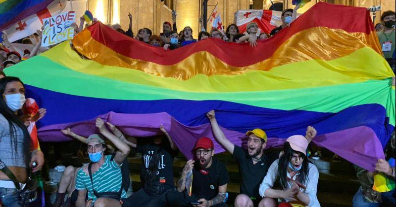 Tbilisi Pride გახარიაზე: არც მიგვიმართავს, მათ გარეშე განვაგრძობთ კეკლუცს