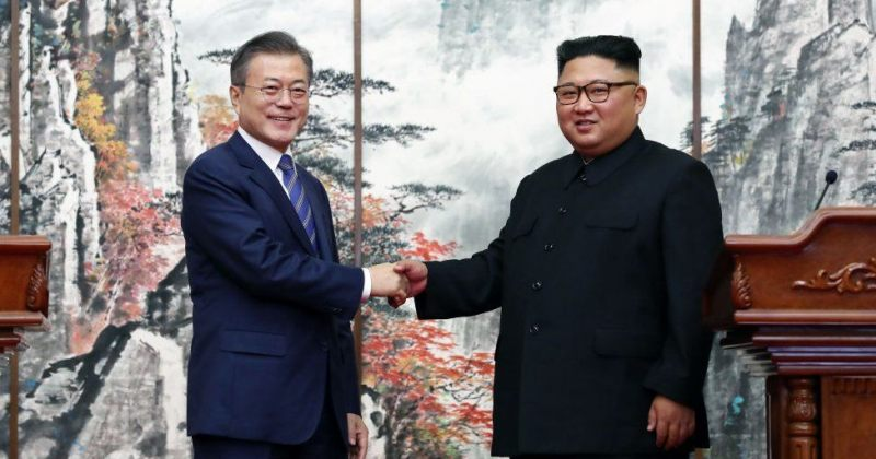 ერთი წლის შემდეგ სამხრეთ და ჩრდილოეთ კორეამ ლიდერების დამაკავშირებელი ცხელი ხაზი აღადგინეს