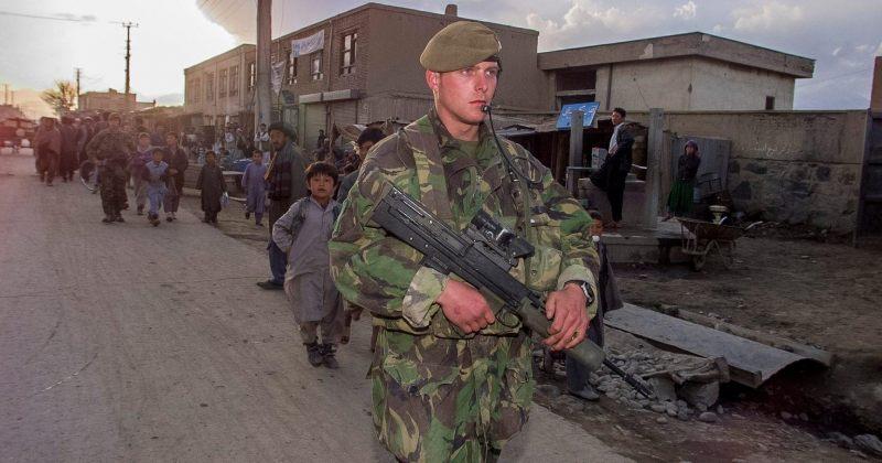 TELEGRAPH: ბრიტანეთი ავღანეთში სპეციალური დანიშნულების დანაყოფის დატოვებას აპირებს