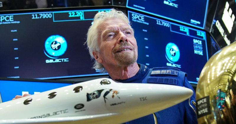 პირველი მილიარდერი დედამიწის მიღმა –რიჩარდ ბრანსონი კოსმოსში გაფრინდა [VIDEO]