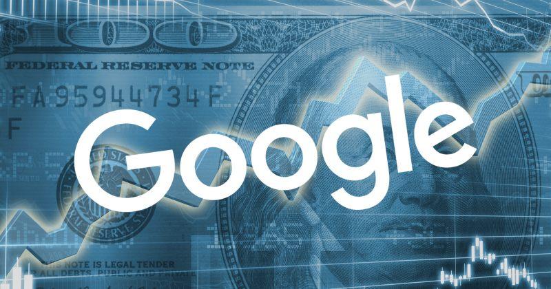 2021 წელს Google-ის შემოსავლები რეკორდულად გაიზარდა
