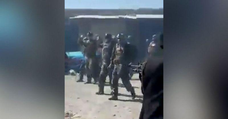 CNN-ი თალიბების მიერ 22 ავღანელი კომანდოს დახვრეტის კადრებს ავრცელებს [გრაფიკული ვიდეო]