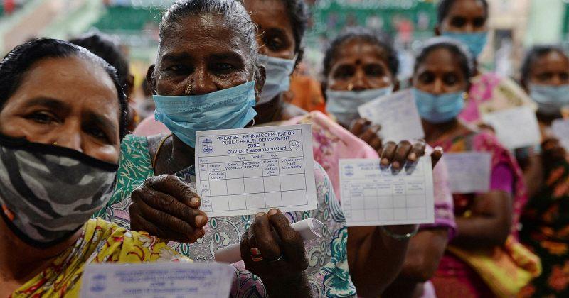 თაღლითებმა ინდოეთში ათასობით ადამიანი ვაქცინის ნაცვლად მარილიანი წყლით აცრეს