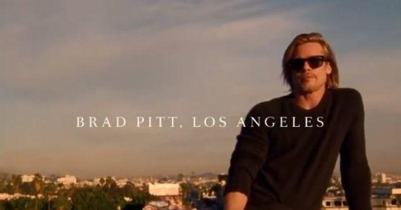 ბრედ პიტი BRIONI-ს ახალი კოლექციის სახეა - ფოტოები და ვიდეო