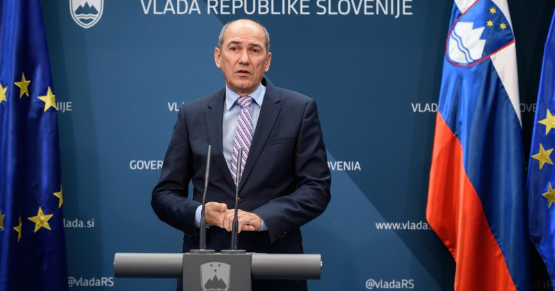სლოვენია ევროკავშირის თავმჯდომარე სახელმწიფო გახდა