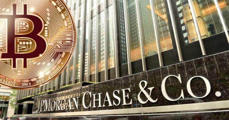 JPMorgan-ი პირველი ბანკია, რომელმაც კლიენტებს კრიპტოვალუტის შეძენის საშუალება მისცა