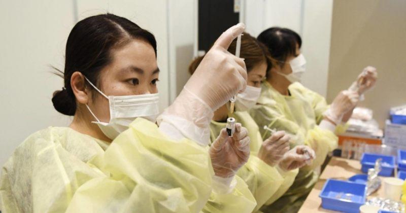 იაპონური კომპანია კოვიდ-19-ის სამკურნალო მედიკამენტის ტესტირებას იწყებს