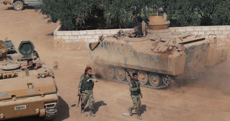 აშშ თურქეთს ბავშვების ჯარისკაცებად გამოყენების ფაქტებთან კავშირში ადანაშაულებს