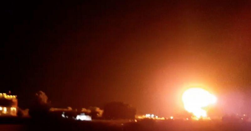ისრაელმა ჰამასის ობიექტები დაბომბა ღაზიდან აალებადი ბუშტების გაშვების შემდეგ [VIDEO]