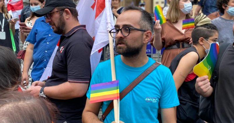 თაბაგარი Tbilisi Pride-ს ოფისზე თავდამსხმელებზე: რატომ არ დგება ლიდერების პასუხისმგებლობა?